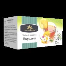 Чай вкус лета