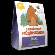 Алтайский медвежонок с железом