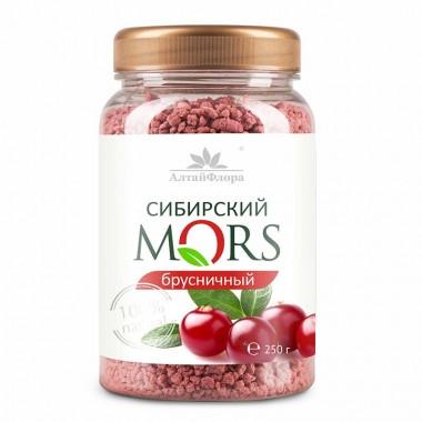 Сибирский MORS брусничный