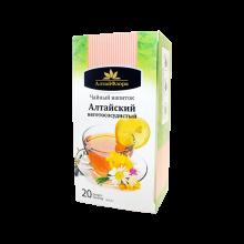 Чай Алтайский Вегетососудистый
