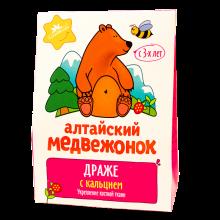 Алтайский медвежонок с кальцием