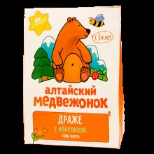 Алтайский медвежонок с облепихой