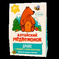 Алтайский медвежонок с солодкой и пантогематогеном