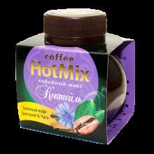 Хот Микс Коктейль (зелёный кофе, цикорий и чага)