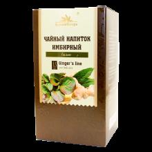 Имбирный чай с баданом