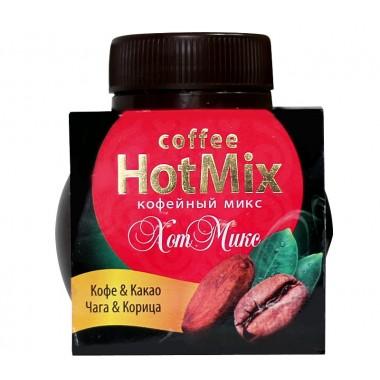 Хот Микс (кофе, какао, чага и корица)