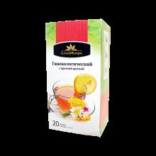 Чай гинекологический с красной щеткой