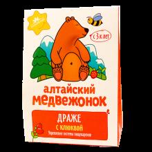 Алтайский медвежонок с клюквой